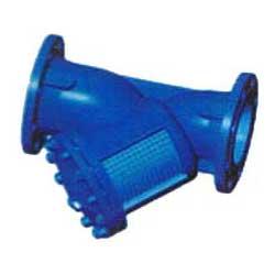 изображение Фильтр осадочный фланцевый чугунный или стальной, Ду 15-300, Ру 1,6-4,0 МПа Zetkama (Польша)