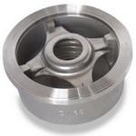 Фотография оборудования: \'Клапан тип 656. Клапан обратный межфланцевый подпружиненный нержавеющий IVR (Италия)\'